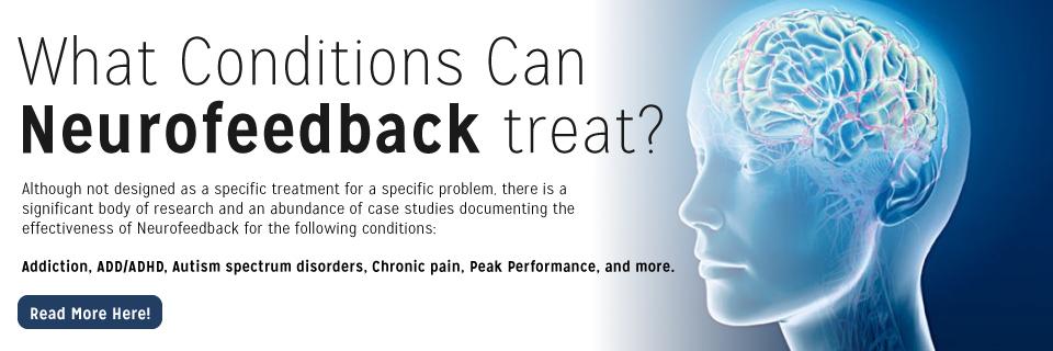 Neurofeedback conditions