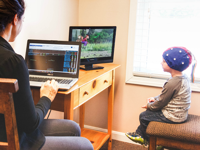 Neurofeedback is safe for kids